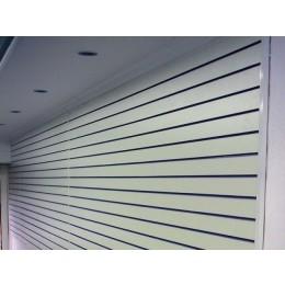 Painel Canaletado branco 18mm